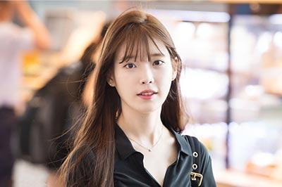 IU_Lee Ji-eun Profile Picture